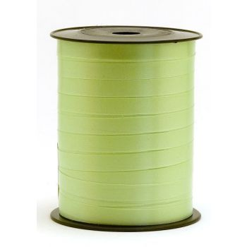 Gavebånd 10mm x 250 meter Limegrønn