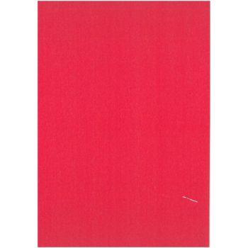 Gavepapir Rød Matt 57cm, 154 meter 7Kg