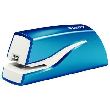 Stiftemaskin batteri Leitz WOW, Blå metallic