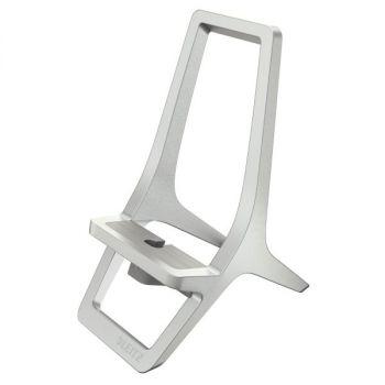 Bordstøtte mobiltelefon Leitz Style, Sølv