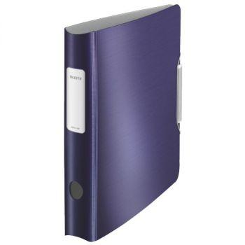 Smalordner Leitz Style PP A4, 60mm, Titan blå (5 stk)