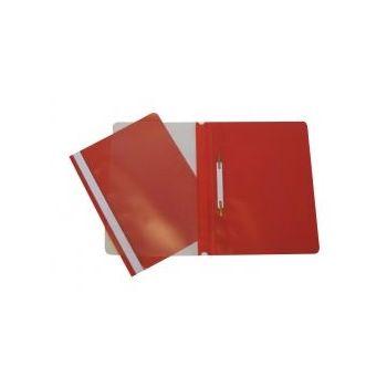 Tilbudsmappe A4 Plast, Rød