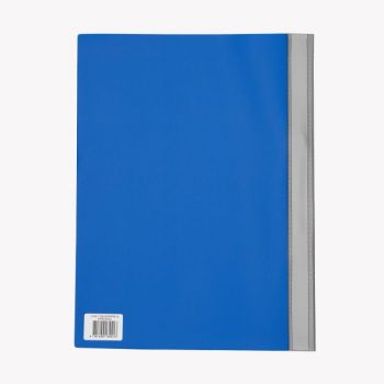 Tilbudsmappe A4 Plast, Blå