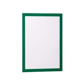 Magaframes Grønn ramme selvklebende A4 (2 stk)