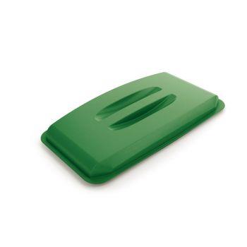 Lokk til Avfallskurv 60L Grønt Durabin