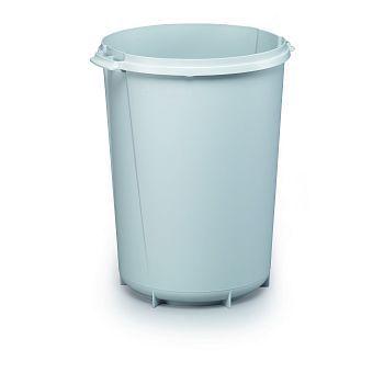 Avfallskurv Durabin 40 Liter, grå