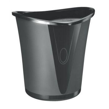 Avfallskurv Leitz Allura 18 Liter, sort