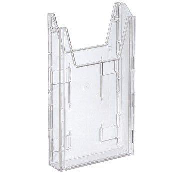 Ekstramodul til 1/3 A4 Combiboxx, klar plast