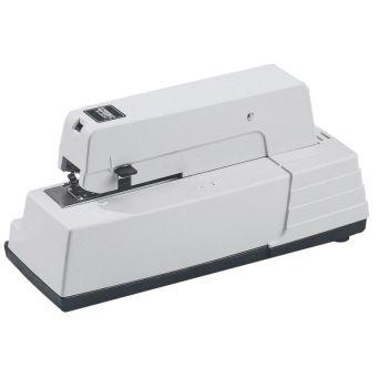 Stiftemaskin elektrisk Rapid 90EC, Hvit (inntil 30 ark)