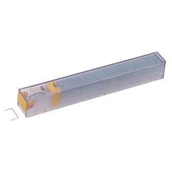 Stiftekassett K8 26/8 intill 40 ark, Gul (210 stk pr kasset)