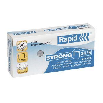 Stifter 24/6 Strong (1000 stk pr eske)