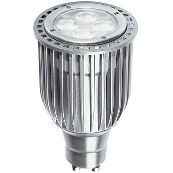 Lyspære LED, Normal 7,5W, 500LM DIM GU10, Aura Light