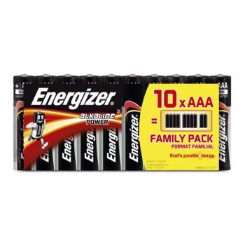 Batteri 1,5V Energizer Power AAA LR03.
