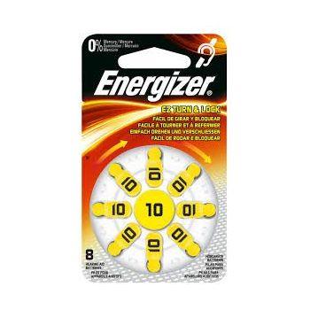 Batteri Energizer Hearing Aid10