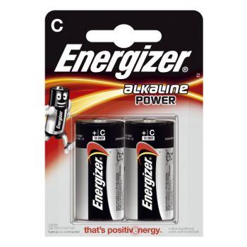 Energizer Power LR14. Pakke à 2 stk