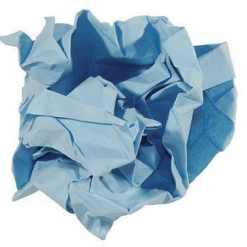 Kopipapir farget A4 (nr 75) 160g, Blå (250 ark)