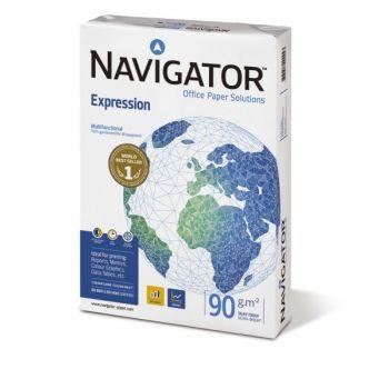 Kopipapir - A4 - 90g - Navigator Expression (5x500 ark)