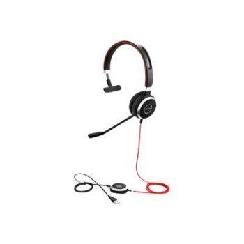 Headset Jabra Evolve 40 MS Mono USB Noise Cancelling 6393-823-109