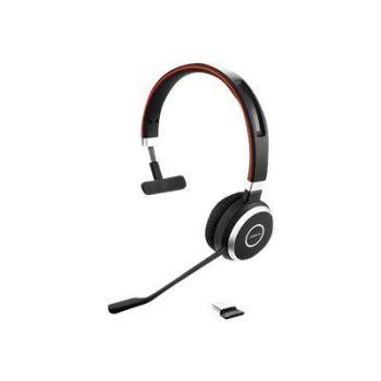 Headset Jabra Evolve 65 MS Mono USB Noise Cancelling 6593-823-309