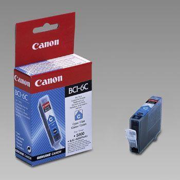 Blekk Canon BCI-6C cyan