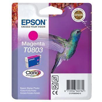 Blekk Epson Stylus T08034030 Magenta