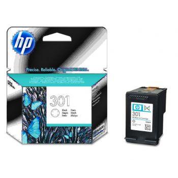 Blekk HP 301 Sort Original Blekk