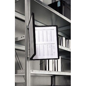 Vingregister Vario, magnetisk for vegg,  A4 5-lommer