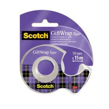 Tape Scotch Gift Wrap 19mm X 15M
