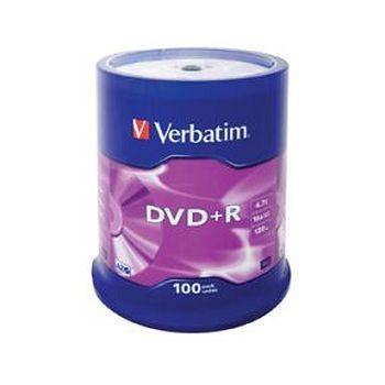 DVD +R Verbatim 4,7GB