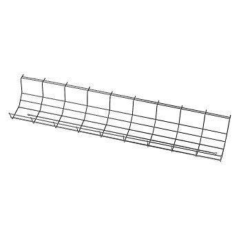 Kabelkurv Volum 80cm, Sølv