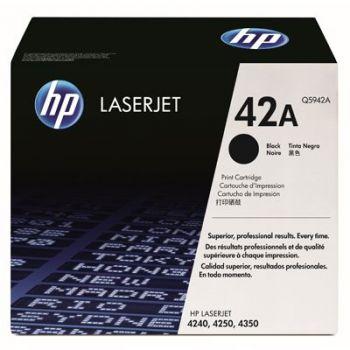 Toner HP Q5942A Sort 10.000 sider
