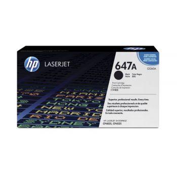 Toner HP CE260A 647A Sort 8.500 sider