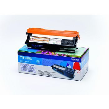 Toner Brother TN325C Cyan 3.500 sider