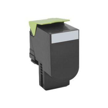 Toner Lexmark PB CX410de/CX410dte sort