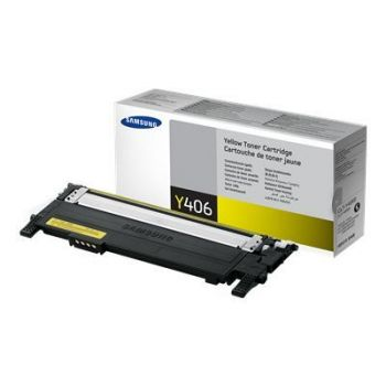 Toner Samsung CLP-360 CLX-3300 gul