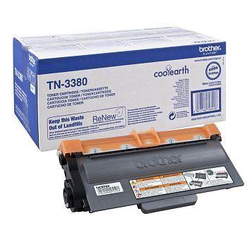 Toner Brother TN3380 sort