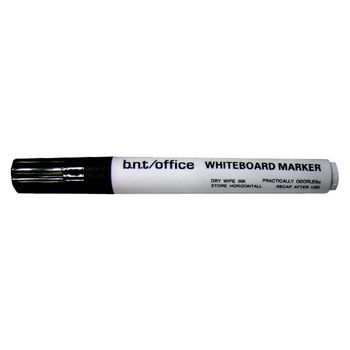 Whiteboardpenn Sort, Whiteboard Marker, Strekbredde 2-3,0mm (12 stk)